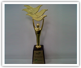 Awarded The Best Partner for Indian Sub Continent 2012